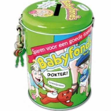 Collectebus Babyfonds10 cm bestellen