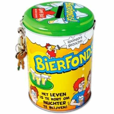 Collectebus Bierfonds 10 cm bestellen
