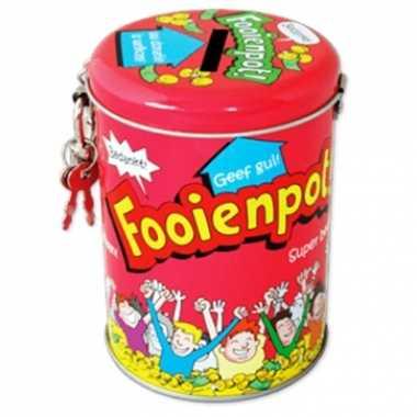 Collectebus Fooienpot 10 cm bestellen
