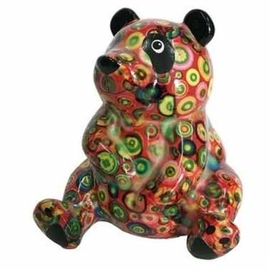 Kado spaarpot pandaatje type 6 15 cm