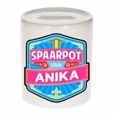 Kinder spaarpot keramiek van anika bestellen