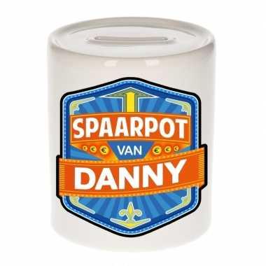 Kinder spaarpot keramiek van danny bestellen