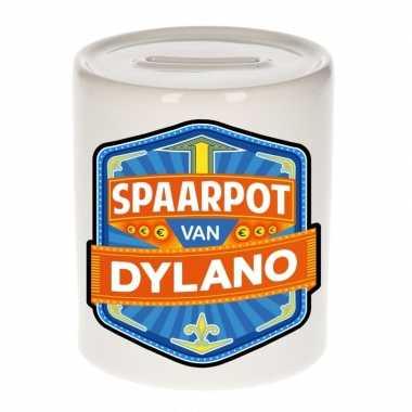 Kinder spaarpot keramiek van dylano bestellen