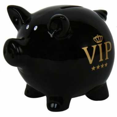 Kinder spaarpot varken VIP bestellen