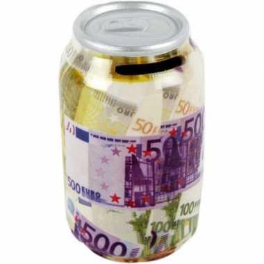 Papiergeld euro spaarpotje bestellen