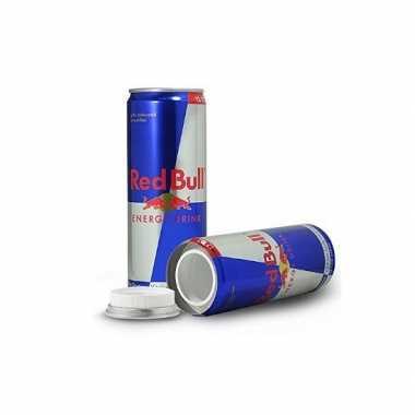 Red Bull opbergblikje bestellen