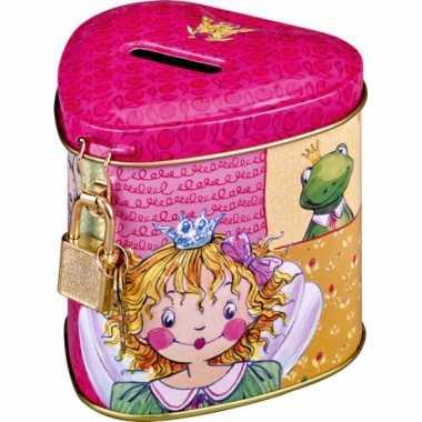 Roze prinsessen spaarpotten bestellen