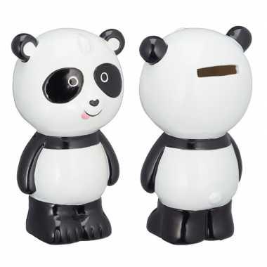 Spaarpot pandabeer 17 cm bestellen
