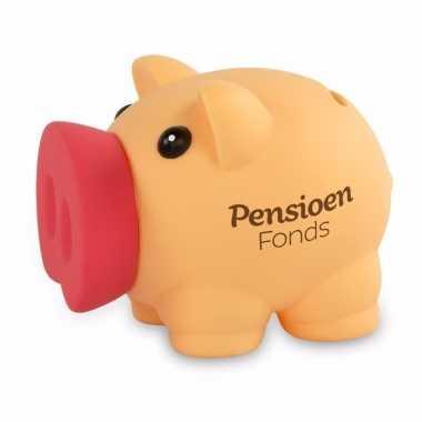 Spaarvarkens pensioenfonds bestellen