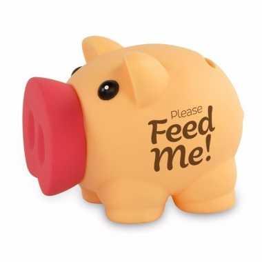 Spaarvarkens please feed me bestellen