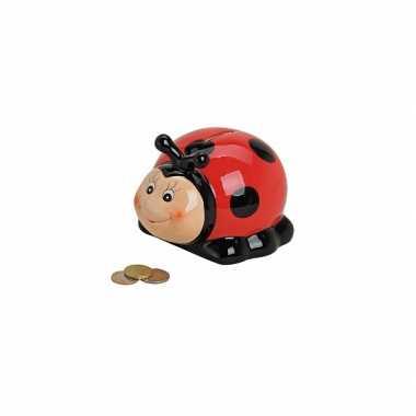 Speelgoed Lieveheersbeestje spaarpot bestellen