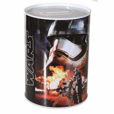 Star Wars thema spaarpot bestellen