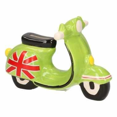 Union jack scooter spaarpotten bestellen