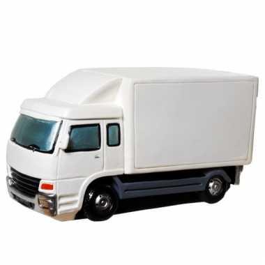 Vrachtwagen spaarpotten bestellen