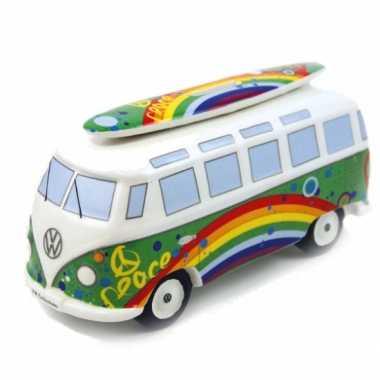 VW T1 bus spaarpot peace bestellen