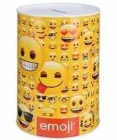 Smiley spaarpot 10 cm type 2